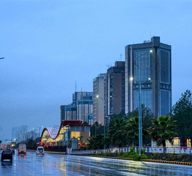 Islamabad Blue Area Commercial