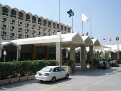 Marriot Hotel in Islamabad