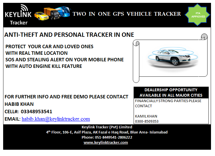 Cars and Automobiles - Keylink Trackers Pvt Ltd