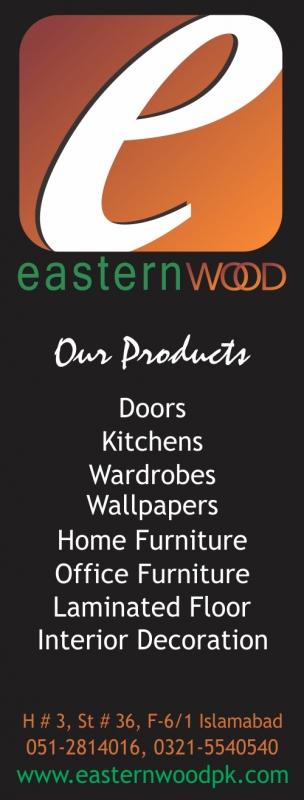 Furniture & Decorators - eastern wood