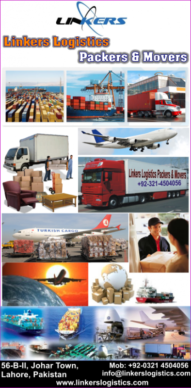 Shipping & Movers - Linkers Logistics Packers & Movers