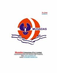 OTHER SERVICES - MUQADAS ENTERPRISES PVT LTD.